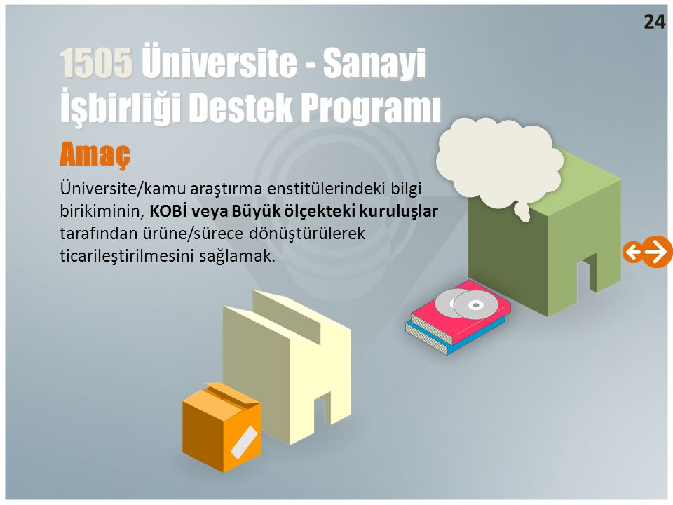 İşbirliği Destek Programı