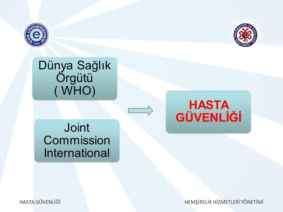 Dünya Sağlık Örgütü ( WHO)