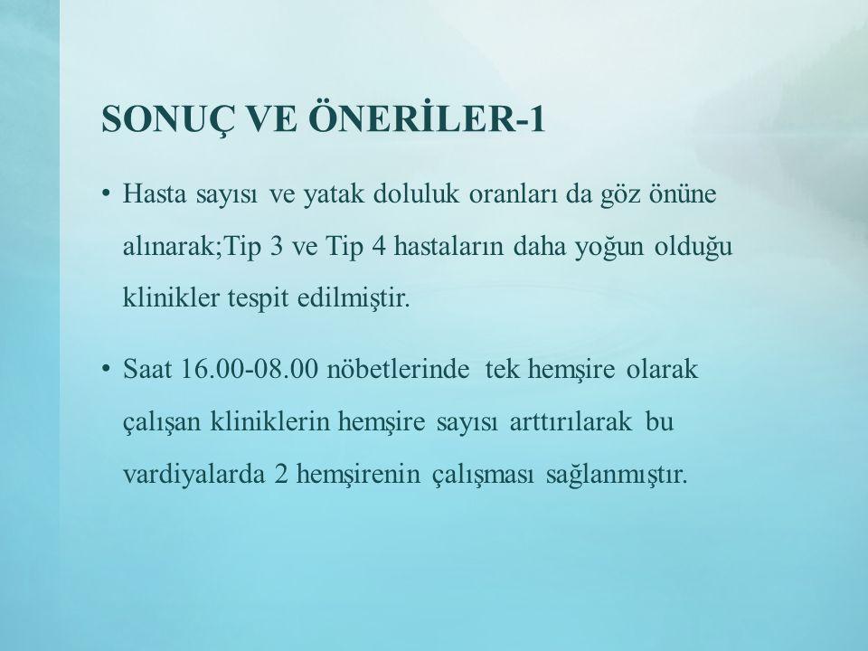 SONUÇ VE ÖNERİLER-1