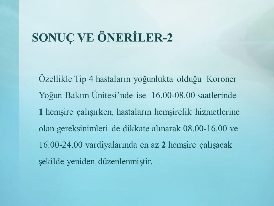 SONUÇ VE ÖNERİLER-2