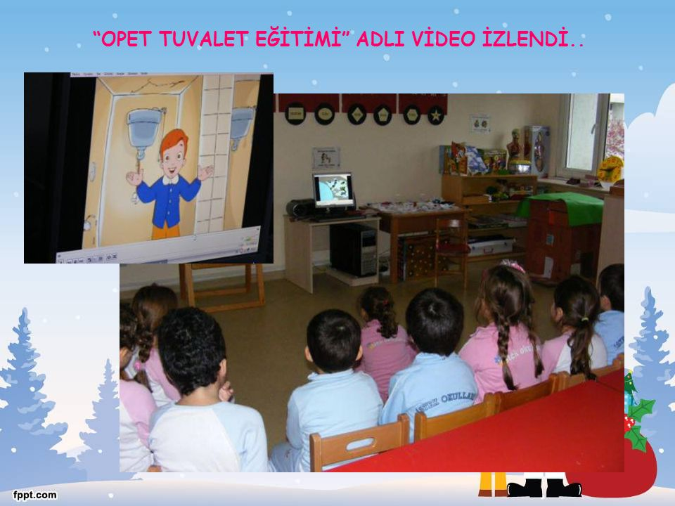 OPET TUVALET EĞİTİMİ ADLI VİDEO İZLENDİ..