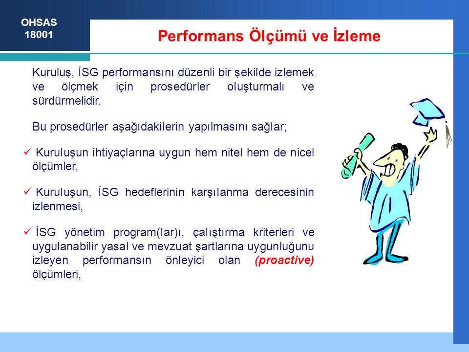 Performans Ölçümü ve İzleme