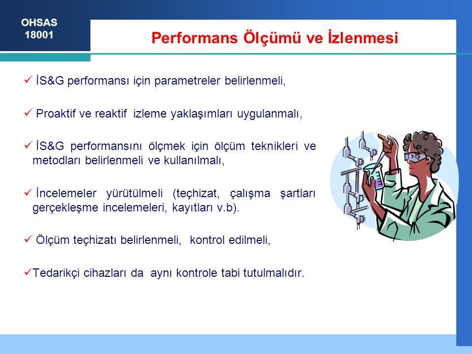 Performans Ölçümü ve İzlenmesi