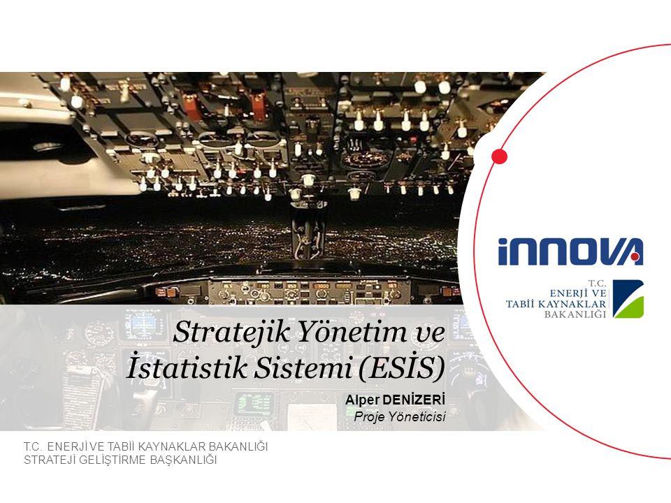 Stratejik Yönetim ve İstatistik Sistemi (ESİS)