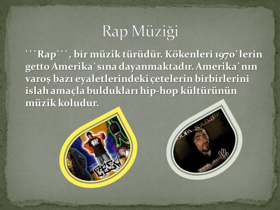 Rap Müziği