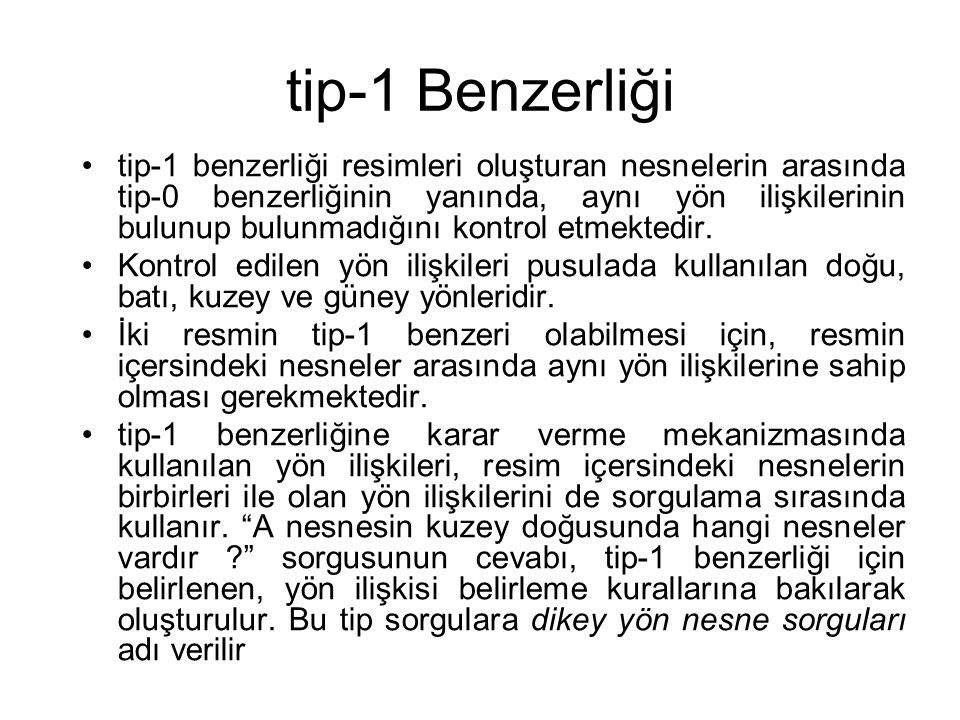 tip-1 Benzerliği