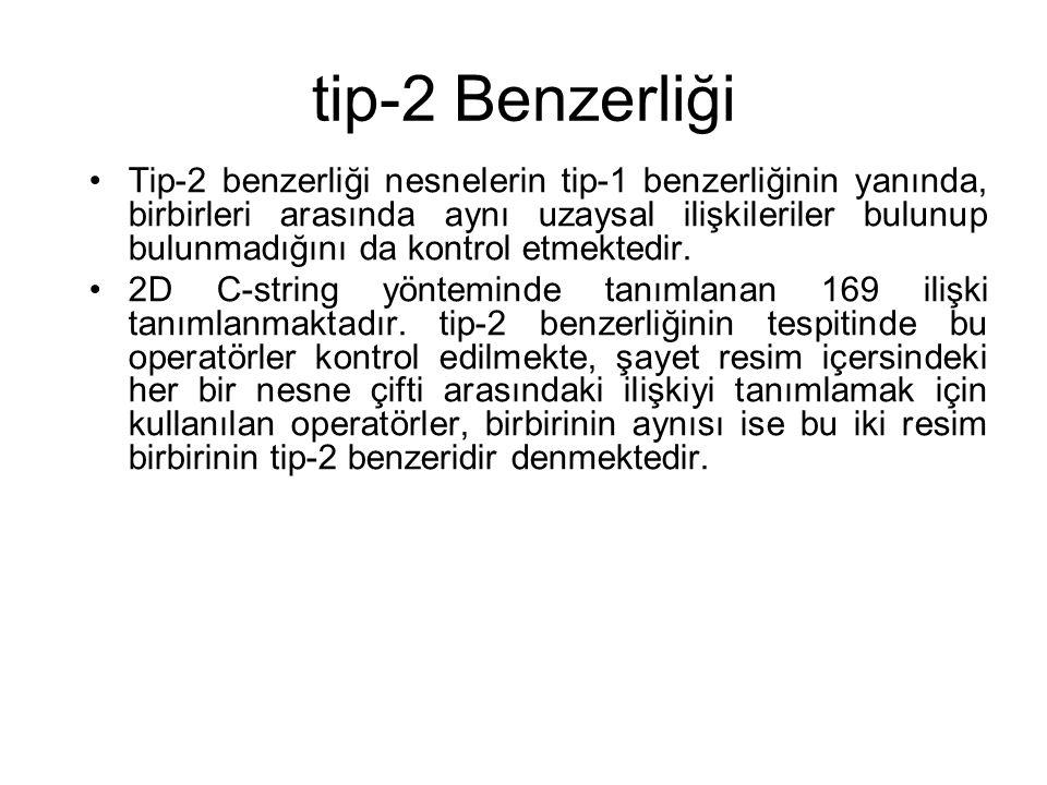 tip-2 Benzerliği