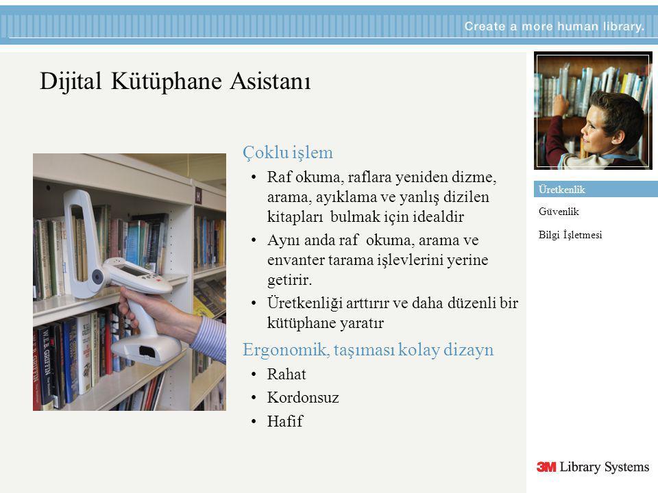Dijital Kütüphane Asistanı