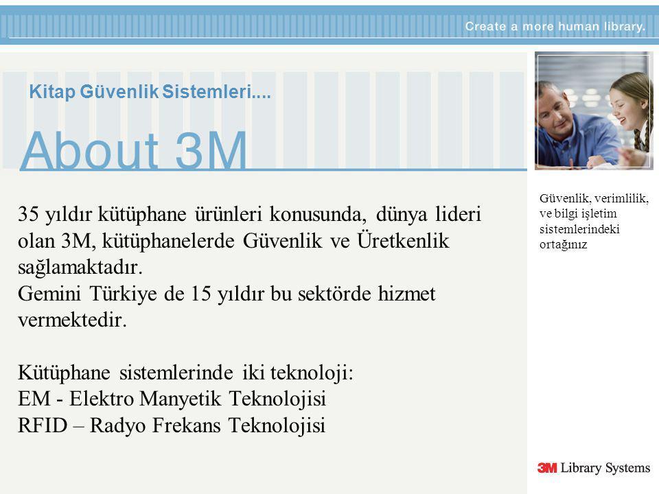 Gemini Türkiye de 15 yıldır bu sektörde hizmet vermektedir.