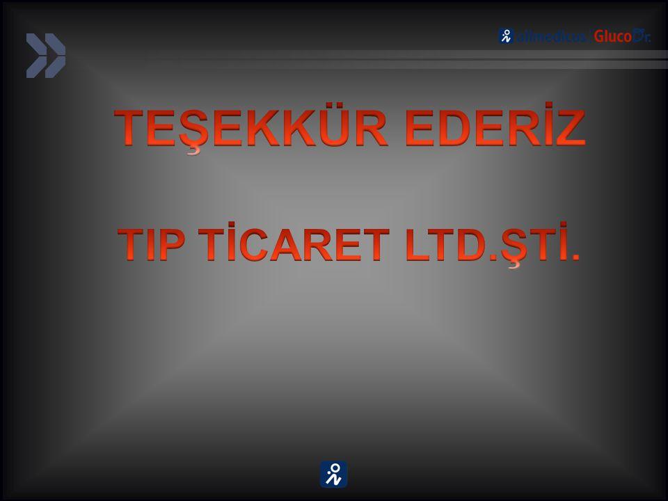 TEŞEKKÜR EDERİZ TIP TİCARET LTD.ŞTİ.