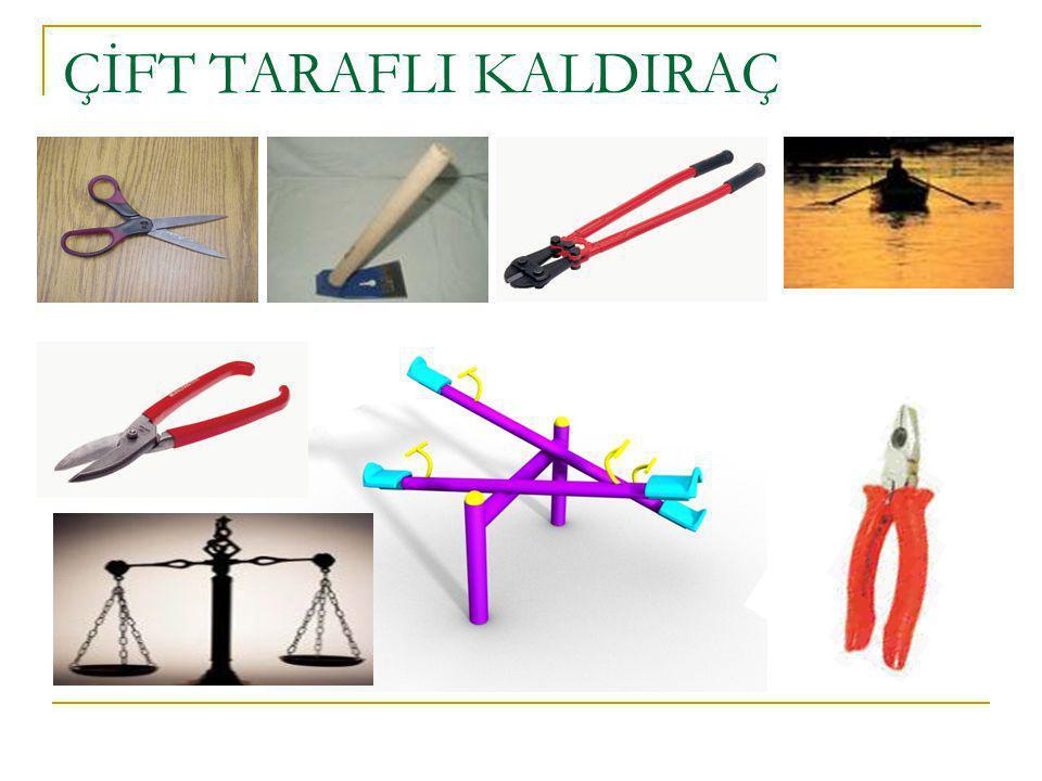 ÇİFT TARAFLI KALDIRAÇ