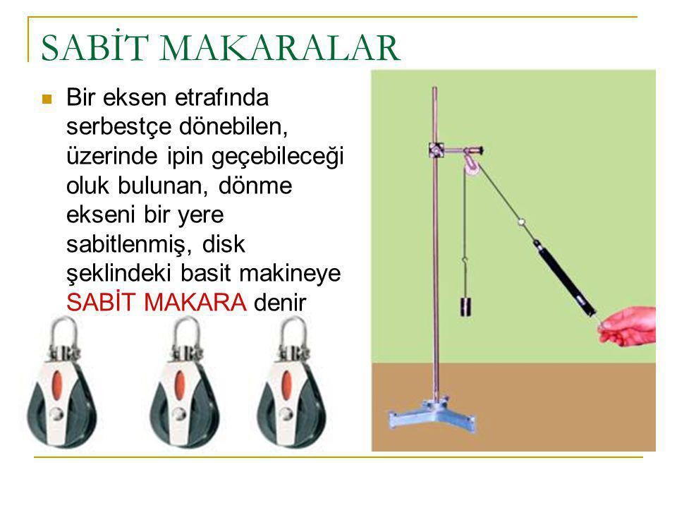SABİT MAKARALAR