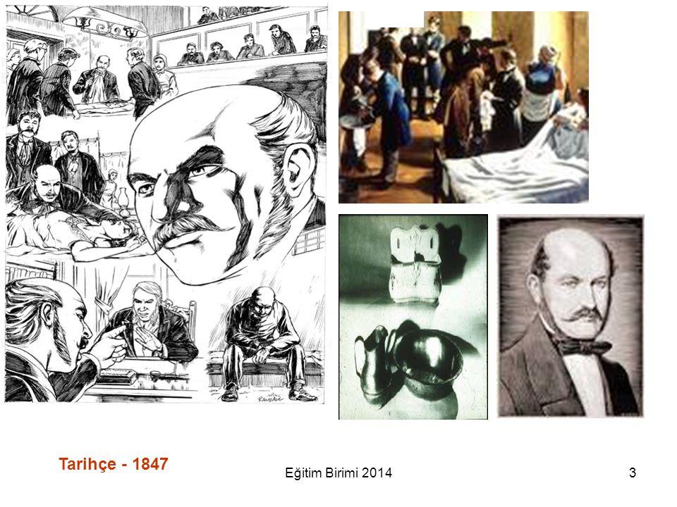 Tarihçe - 1847 Eğitim Birimi 2014