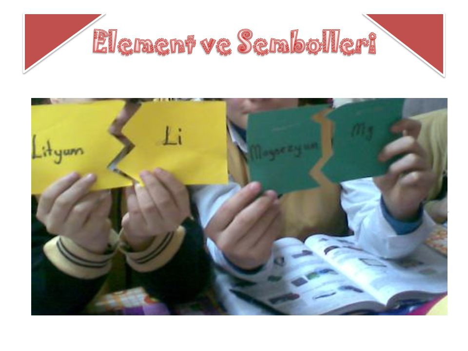 Element ve Sembolleri