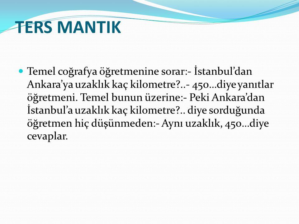 TERS MANTIK