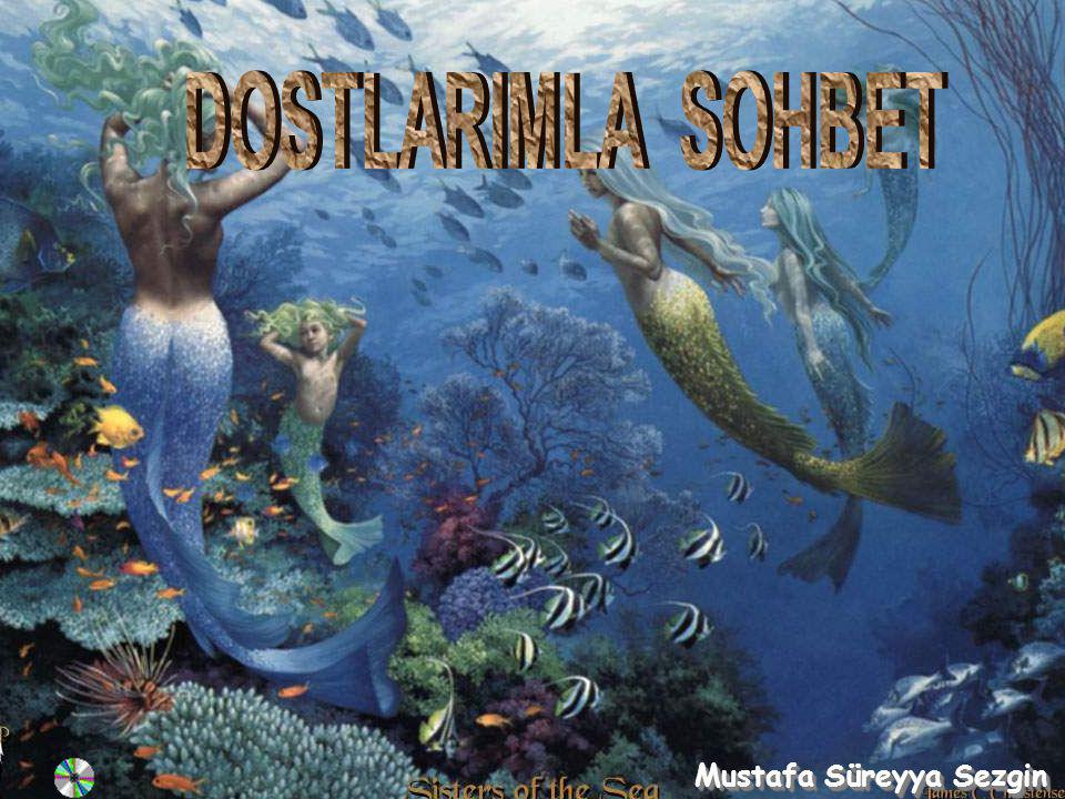 DOSTLARIMLA SOHBET Mustafa Süreyya Sezgin