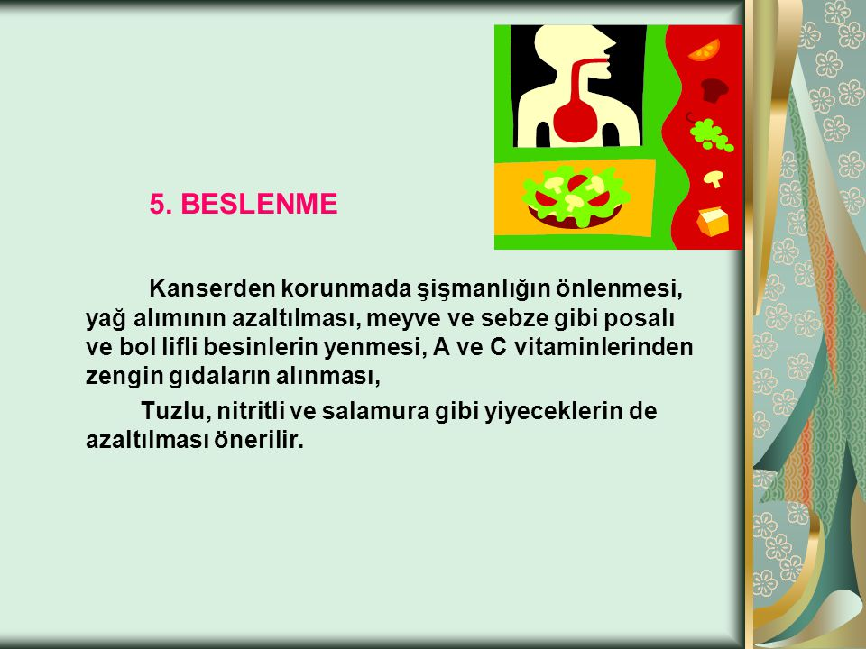 5. BESLENME