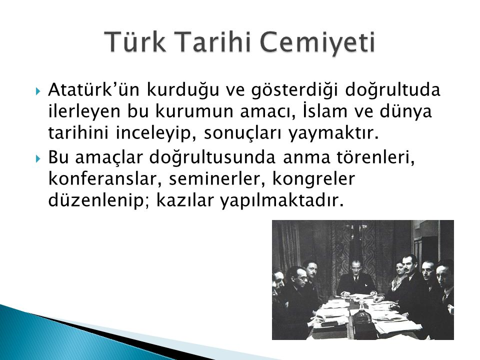 Türk Tarihi Cemiyeti