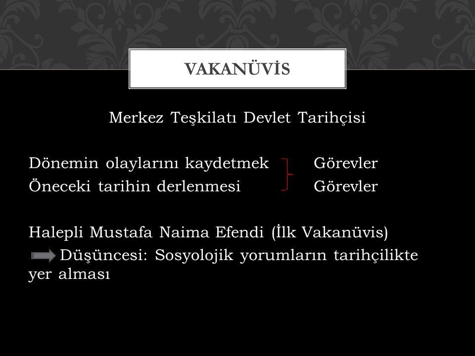 Vakanüvİs