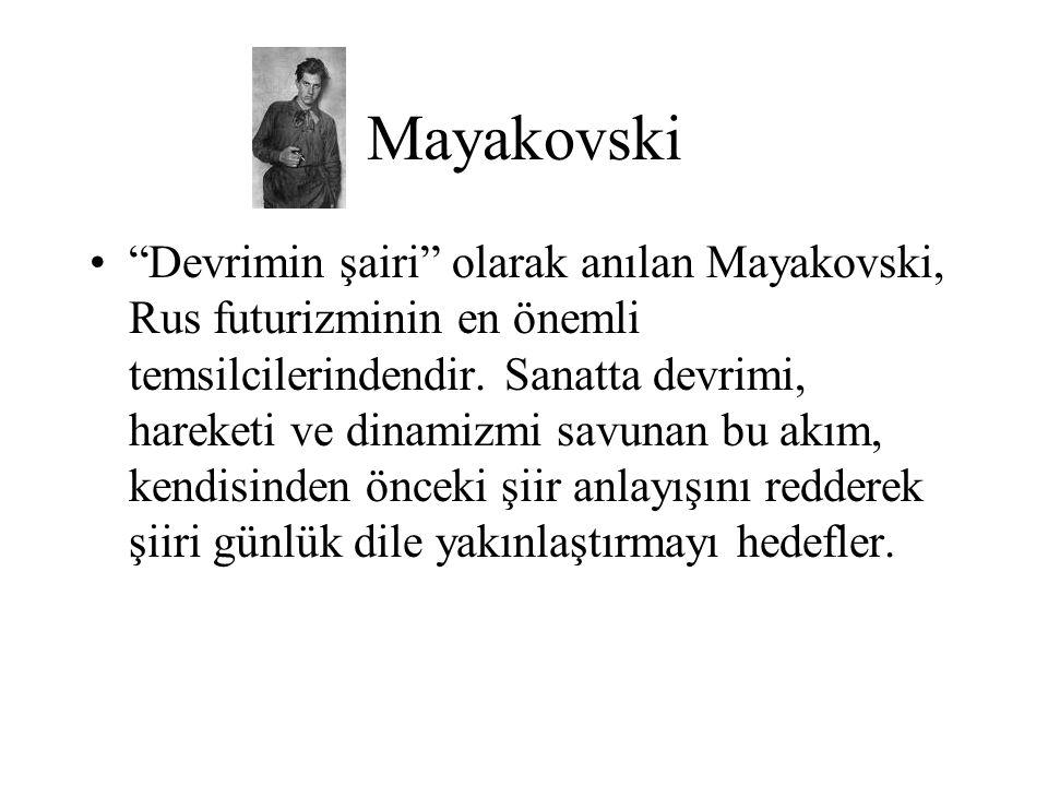 Mayakovski