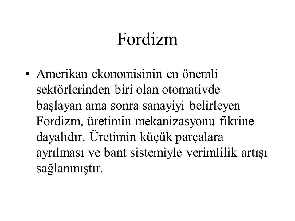 Fordizm