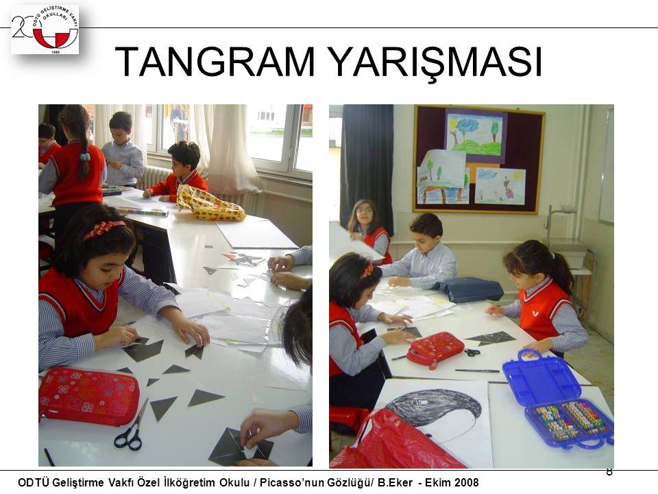 TANGRAM YARIŞMASI 8.