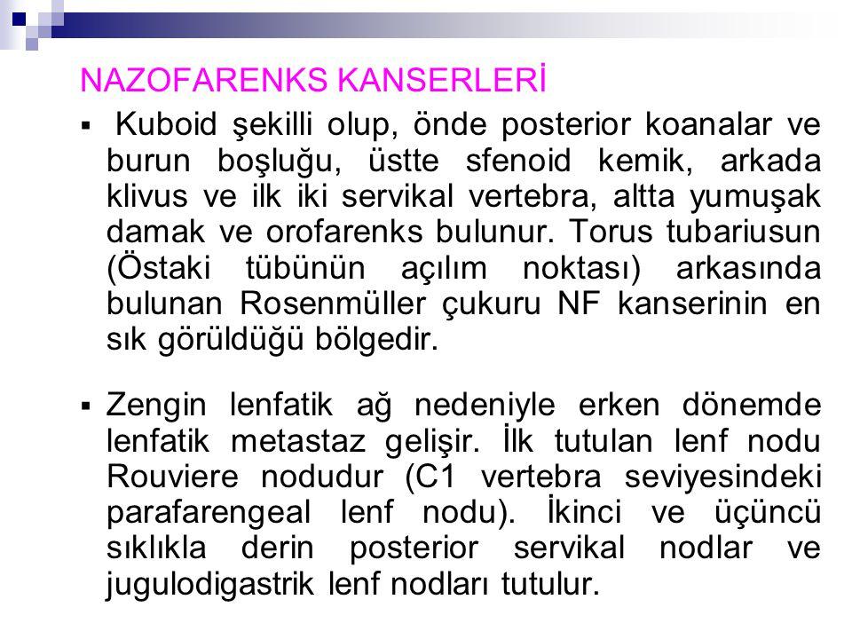 NAZOFARENKS KANSERLERİ
