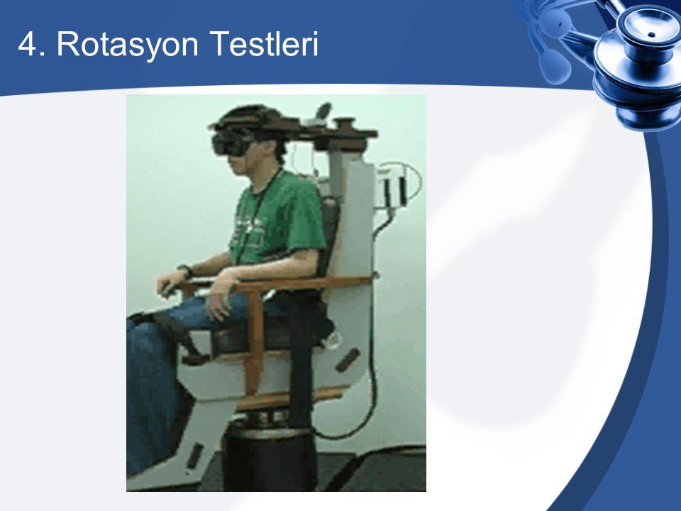 4. Rotasyon Testleri