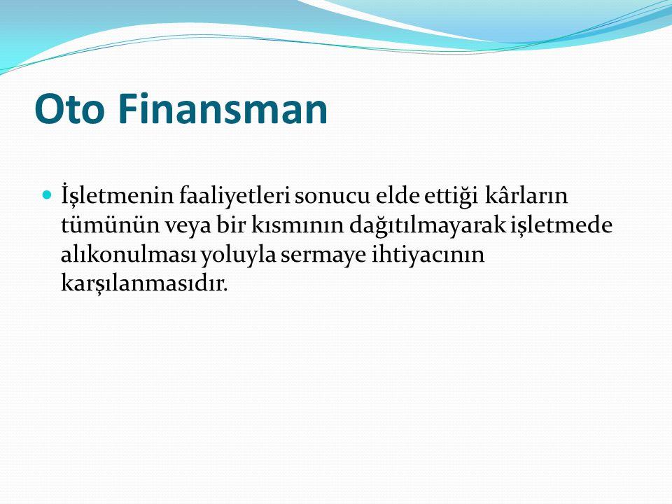 Oto Finansman