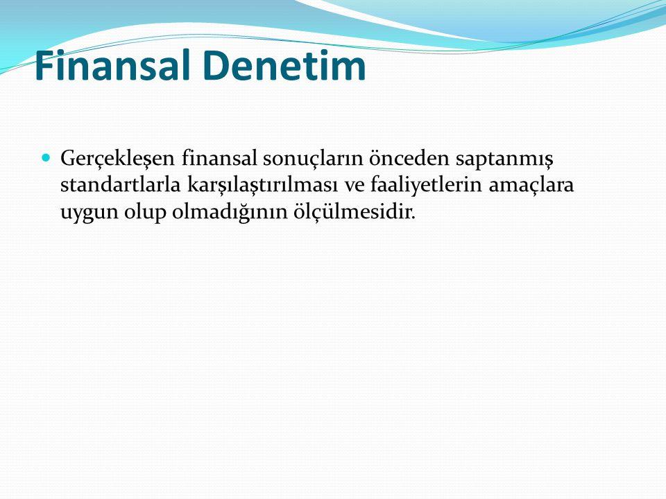 Finansal Denetim