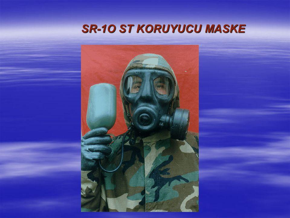 SR-1O ST KORUYUCU MASKE