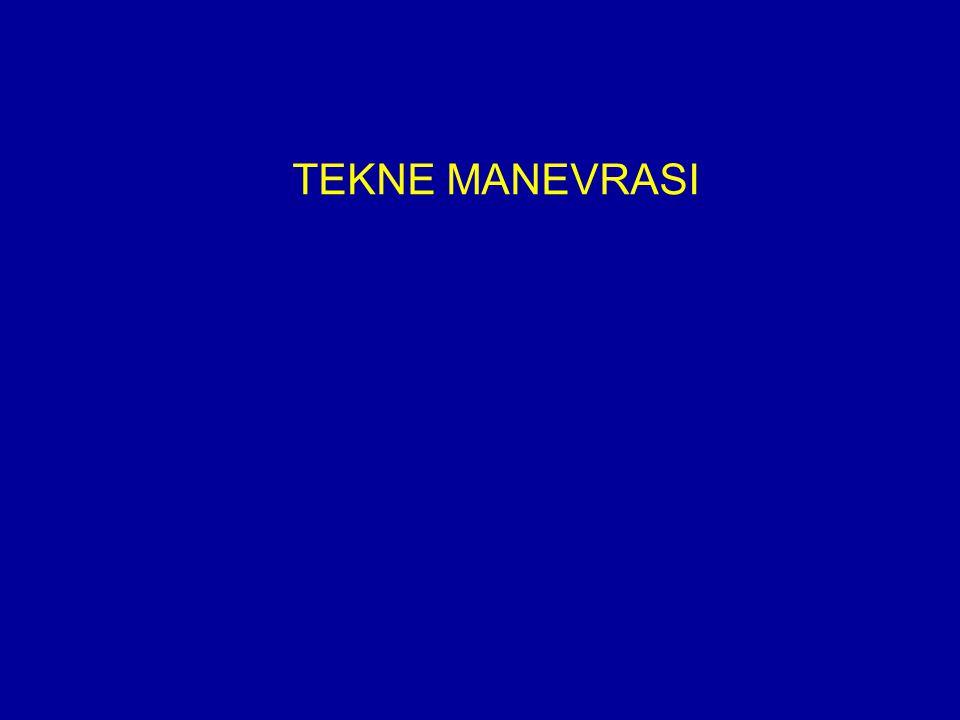 TEKNE MANEVRASI