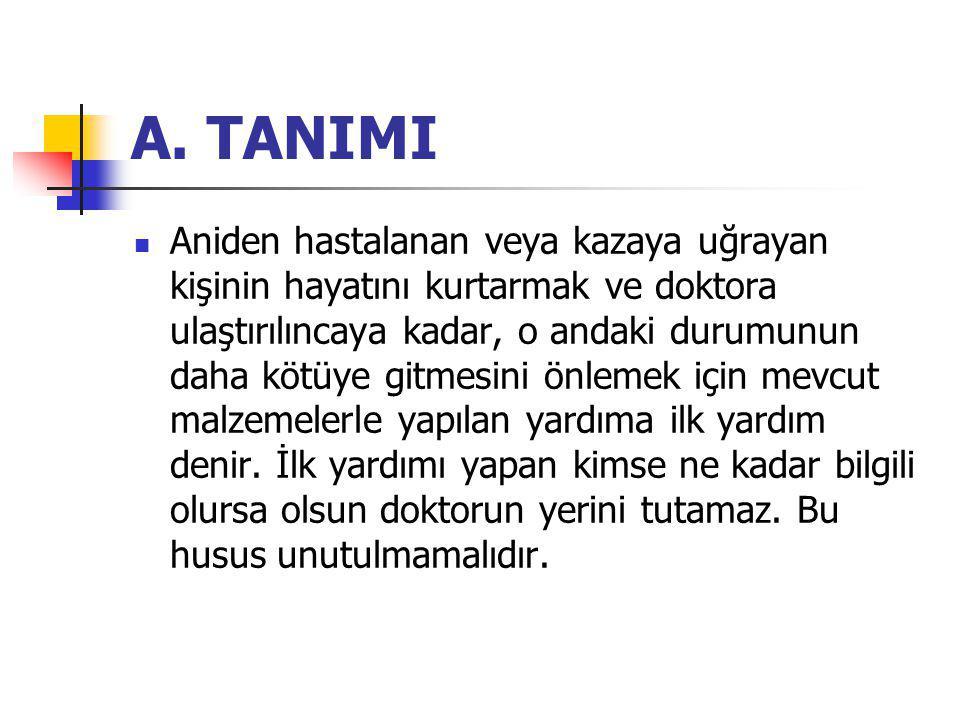 A. TANIMI