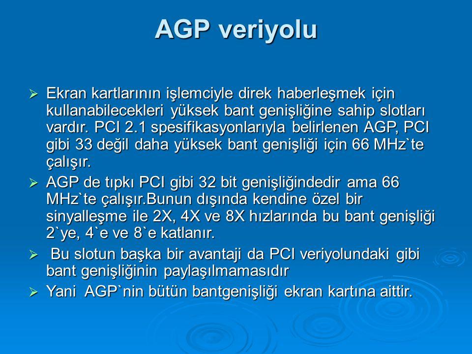 AGP veriyolu