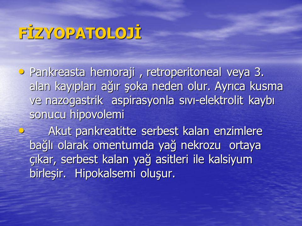 FİZYOPATOLOJİ