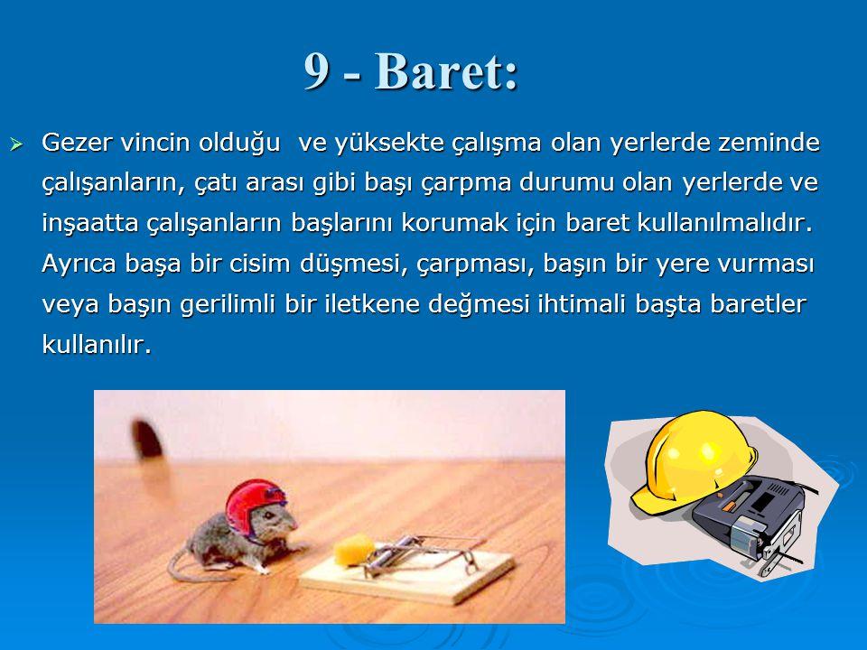 9 - Baret: