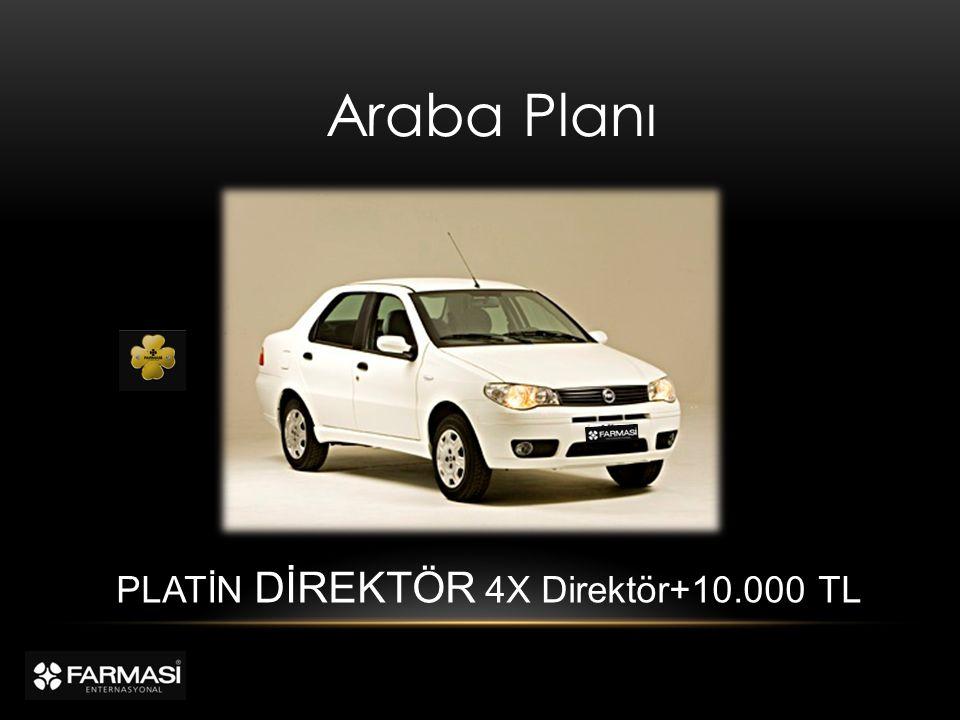 PLATİN DİREKTÖR 4X Direktör+10.000 TL