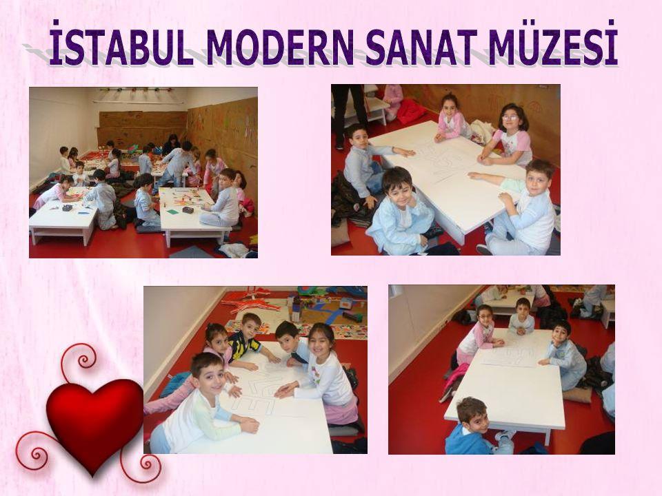 İSTABUL MODERN SANAT MÜZESİ