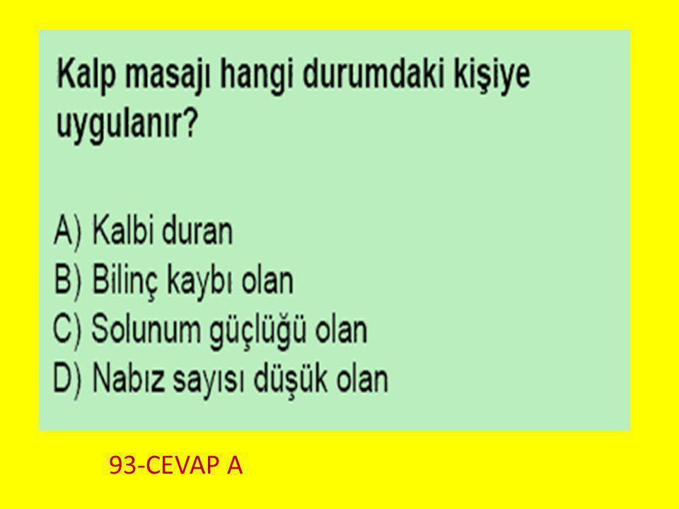 Soru 4.. 93-CEVAP A