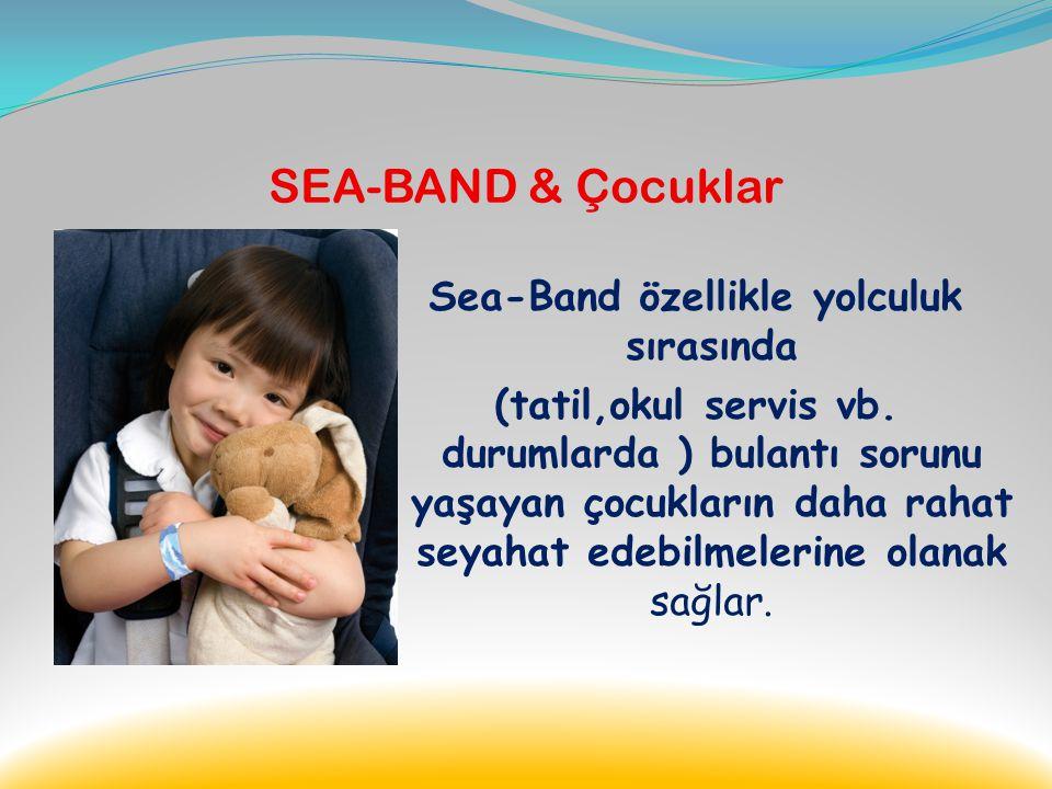 SEA-BAND & Çocuklar