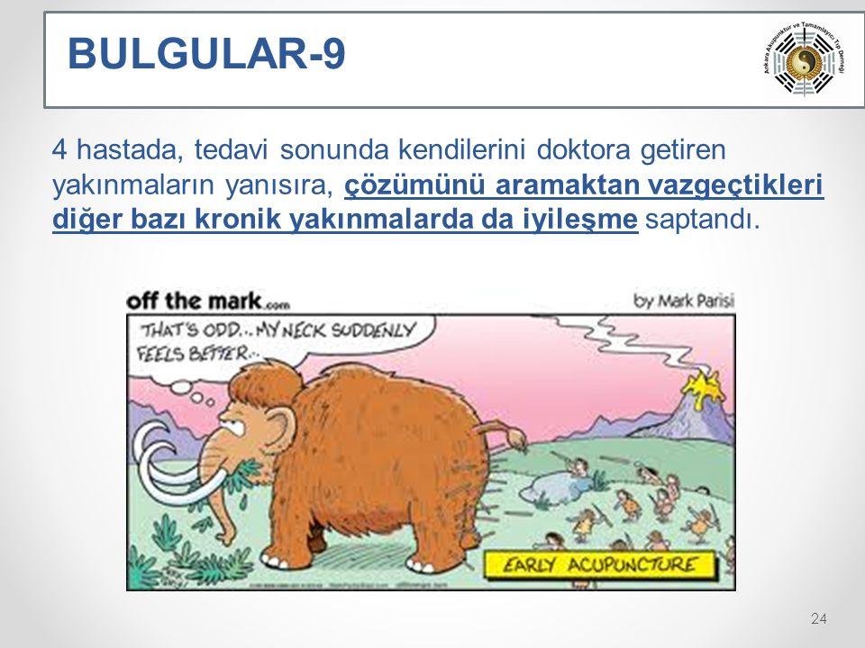 BULGULAR-9