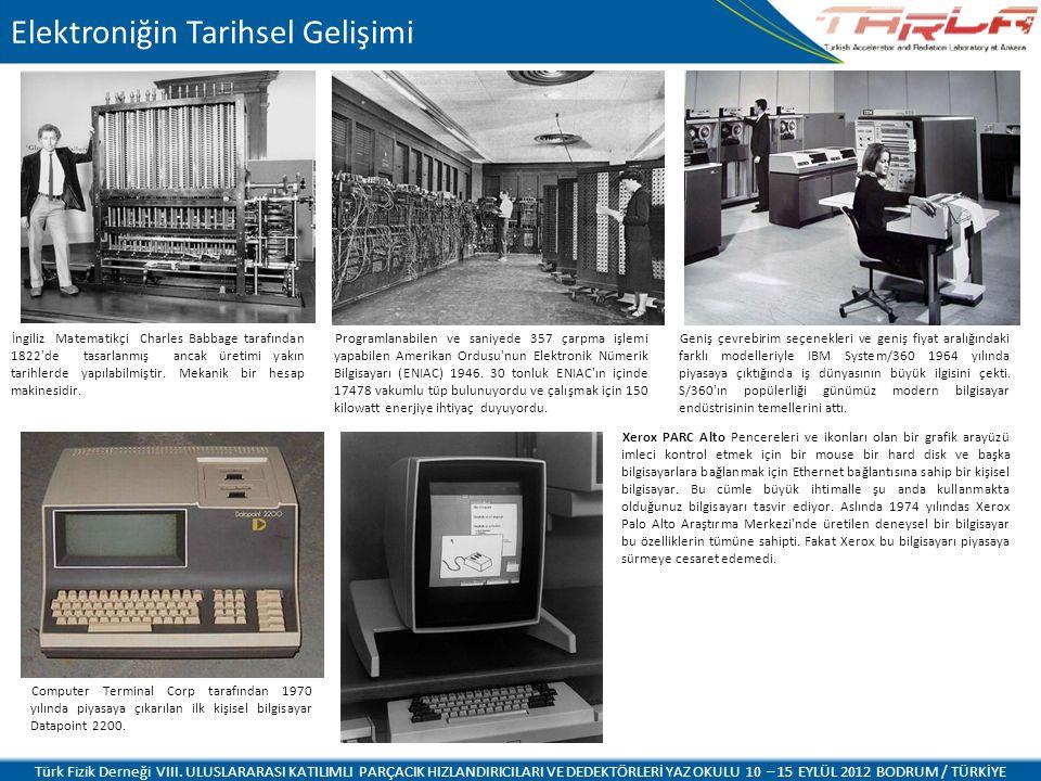 Elektroniğin Tarihsel Gelişimi