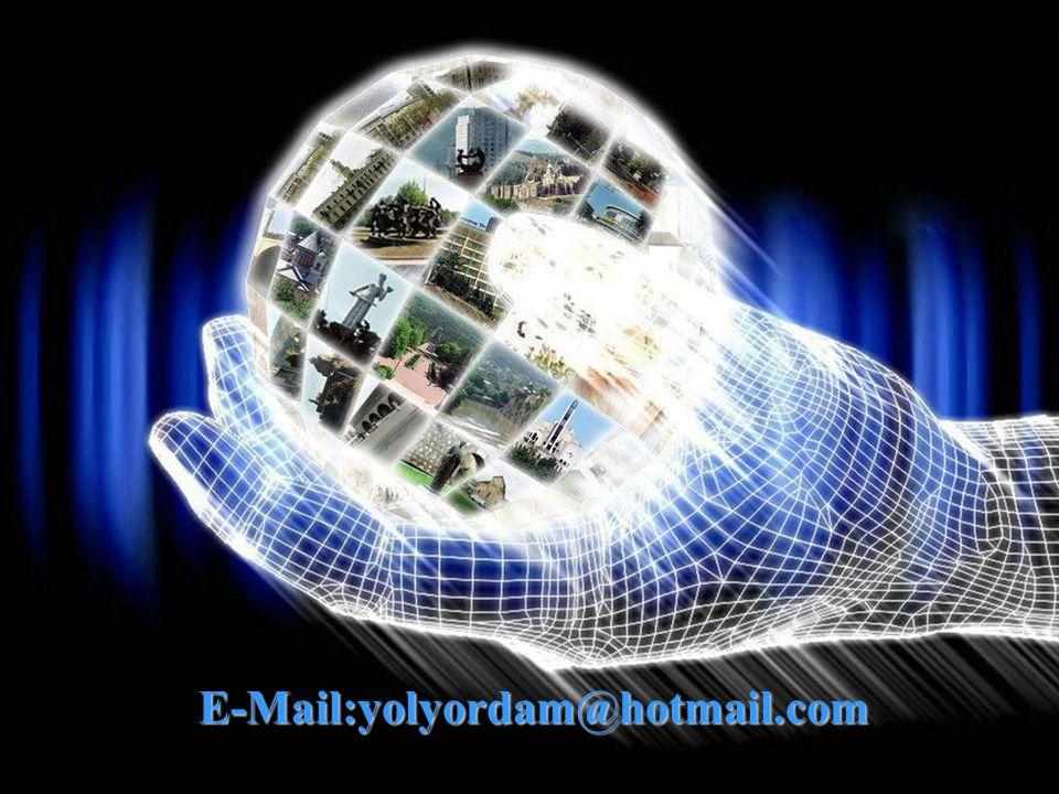 E-Mail:yolyordam@hotmail.com