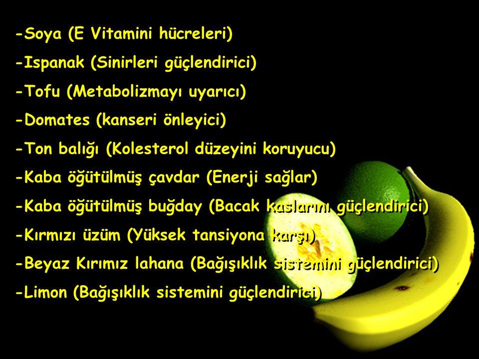 -Soya (E Vitamini hücreleri)