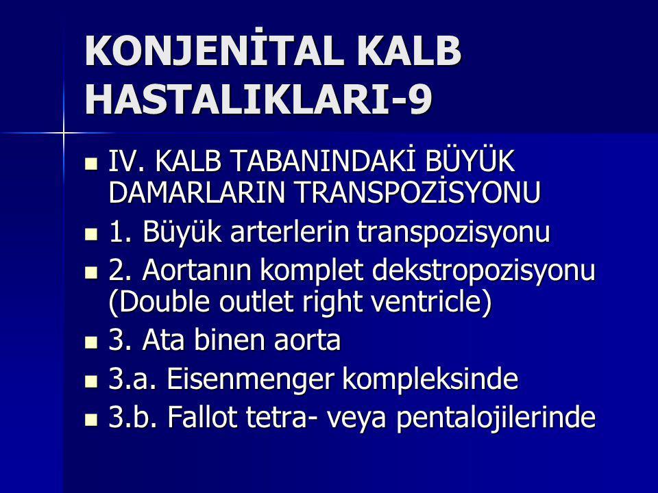 KONJENİTAL KALB HASTALIKLARI-9