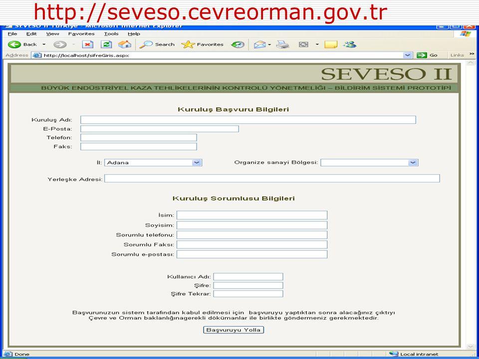 http://seveso.cevreorman.gov.tr