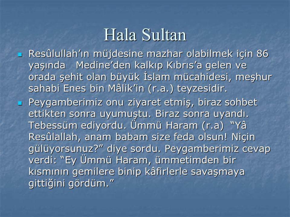 Hala Sultan