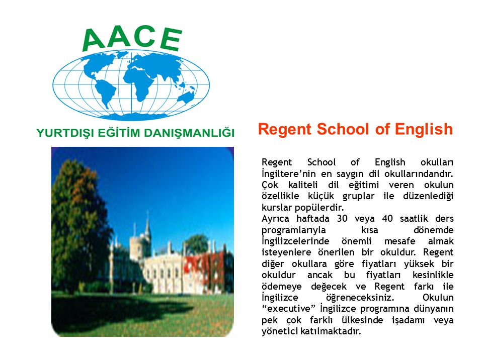 Regent School of English