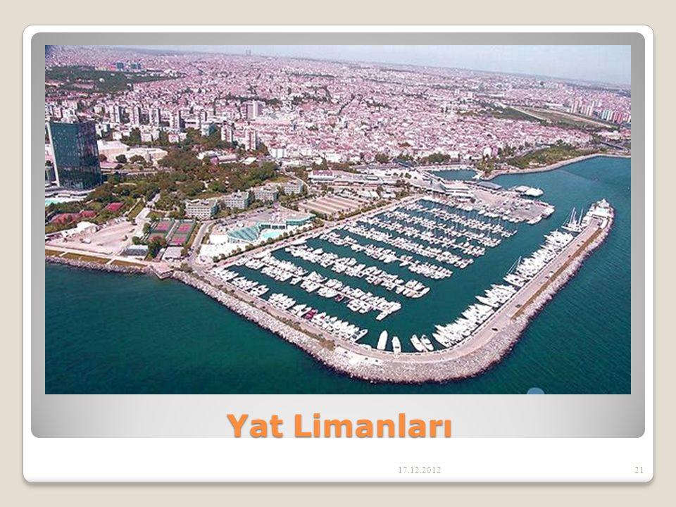 Yat Limanları 17.12.2012