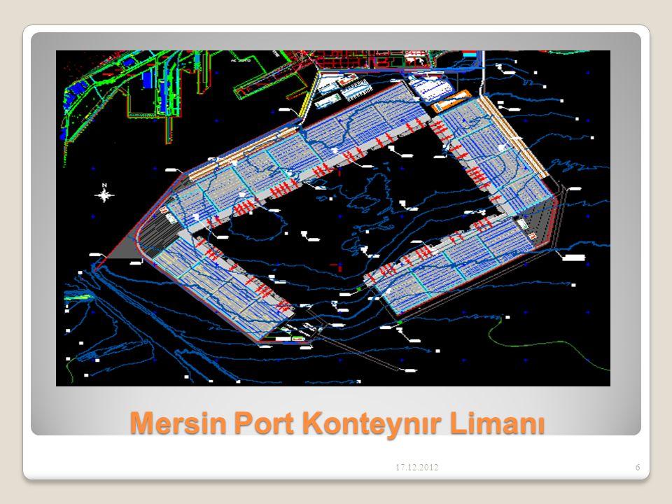 Mersin Port Konteynır Limanı